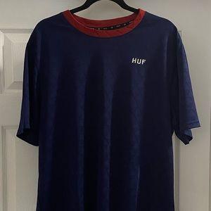 XL HUF Soccer Shirt